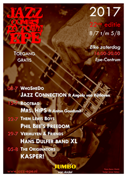 Jazz Comes To Town Epe